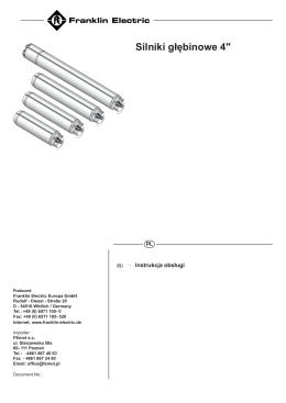 Wykaz maszyn i urządzeń przeznaczonych do upłynnienia w