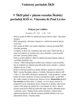 dokument vo formáte .PDF - ŠKD sv. Vincenta de Paul Levice