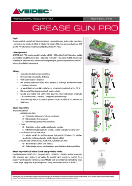 Grease Gun Pro - GRP
