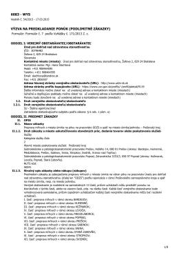 Stiahnuť kompletnú ponuku vo formáte PDF