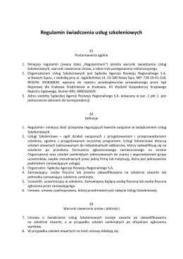 Struktura Organizacyjna Klubu