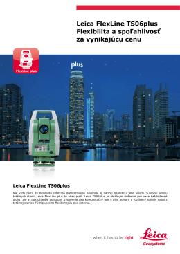 Prospekt TS06plus