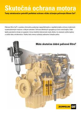 Skutočná ochrana motora