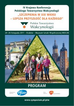 Plakat z konferencji