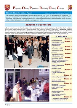 Obecné noviny 4-5 2010