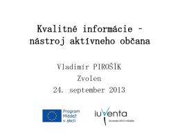 Ochrana osobných údajov v praxi