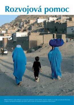 Rozvojová pomoc - Platforma MVRO