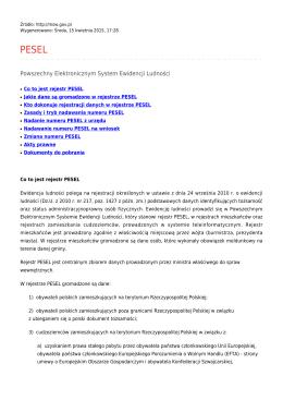 Generuj PDF - Ministerstwo Spraw Wewnętrznych