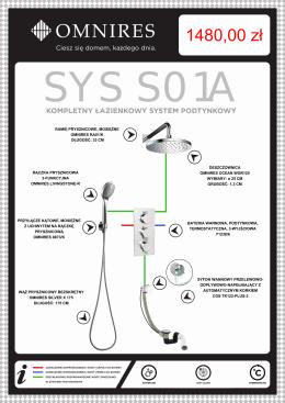 System promocyjny SYS S01A (ważny od 15.04.2015)