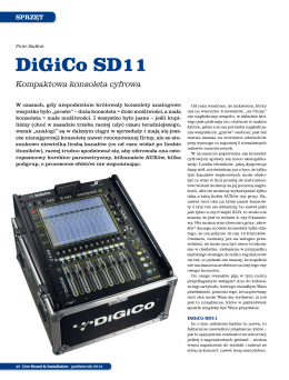 DiGiCo SD 11