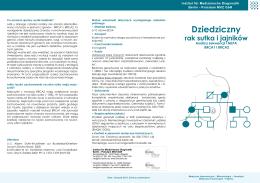 Dziedziczny - IMD – Institut für medizinische Diagnostik Berlin