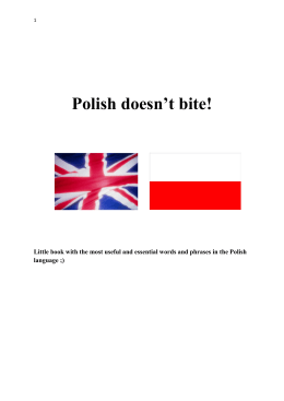 Polish dosen`t bite!