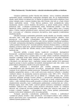 Podrimavsky_Narodne_hnutie_Uhorsko 1867