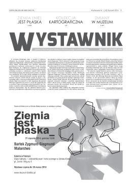 Styczeń 2014 r. - Muzeum w Bielsku