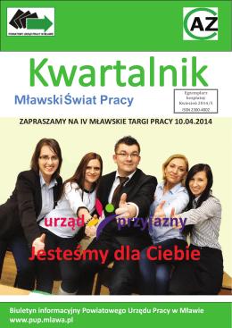 Jesteśmy dla Ciebie - Powiatowy Urząd Pracy w Mławie