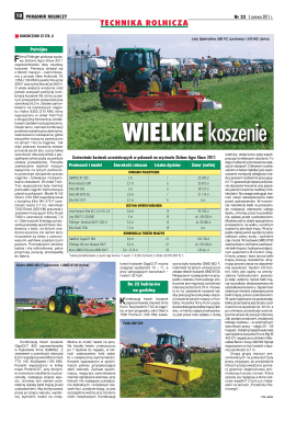 Poradnik Rolniczy nr 23/2011