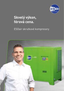 prospekt - Kompresory EsoAir