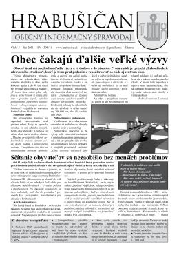 Hrabišičan 05 - obec Hrabušice