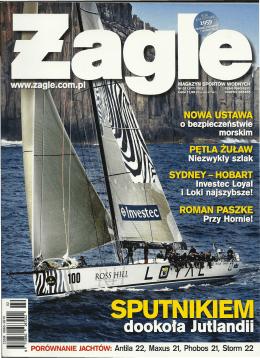 Magazyn ŻAGLE luty 2012