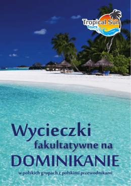 Pobierz plik PDF - Tropical Sun Tours