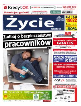 czytaj - Nowe Życie Olsztyna