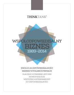 bIZNEs - ThinkTank