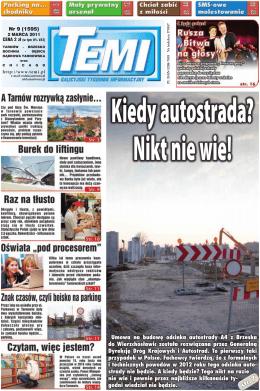 Umowa na budowę odcinka autostrady A4 z Brzeska do