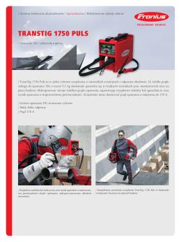 TRANSTIG 1750 PULS