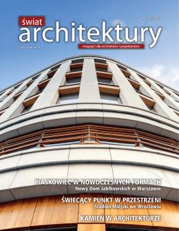 swiat 17 - Świat Architektury