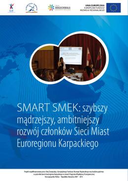 SMART SMEK: szybszy mądrzejszy, ambitniejszy rozwój członków
