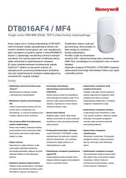 DT8016AF4 / MF4