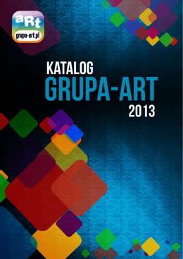 Sciagnij katalog - Grupa-Art