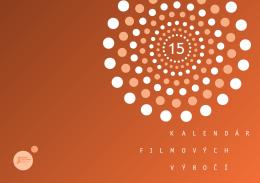 Kalendár filmových výročí 2015