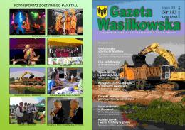 Numer 113 - Gazeta Wasilkowska