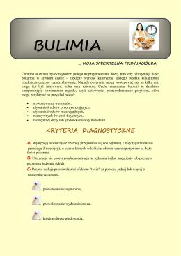 BULIMIA…