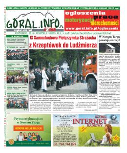 Nr 13/2013 - Goral info