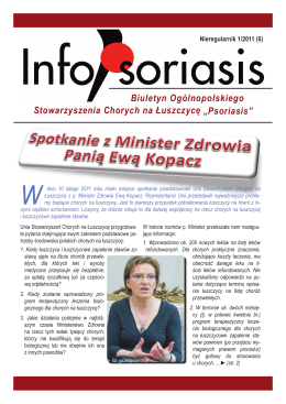 Nr 1 / 2011 - luszczyca.org.pl