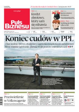 Koniec cudów w PPL - Kancelaria KRUK i Partnerzy
