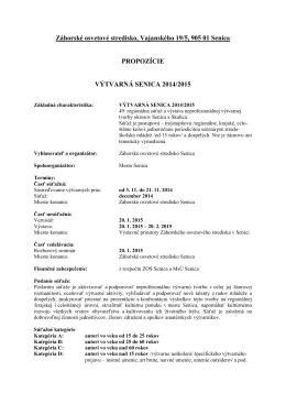 Záhorské osvetové stredisko, Vajanského 19/5, 905 01
