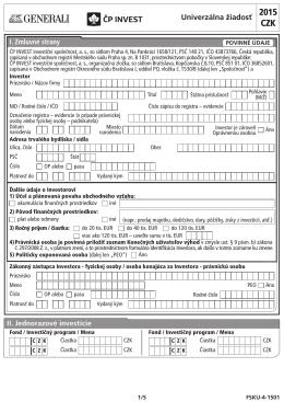 stiahnuť formulár