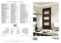 Katalog drzwi Porta