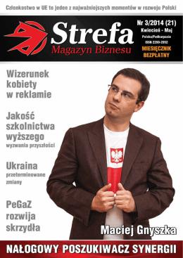 podgląd - Strefa - Magazyn biznesu