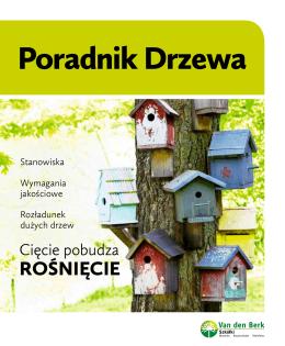 Poradnik Drzewa - Szkółki Van den Berk