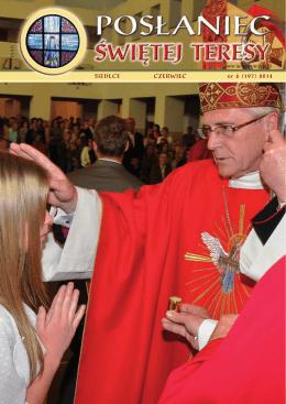 Czerwiec 2014 - Parafia św.Teresy od Dzieciątka Jezus