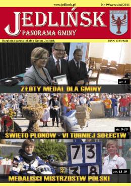 29 - Jedlińsk, Urząd Gminy