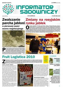 Informator Sadowniczy 3/2010