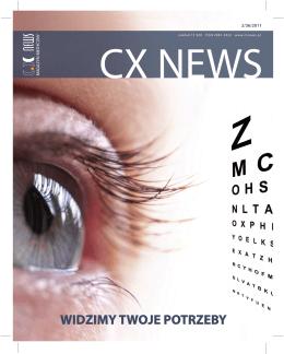 Pobierz egzemplarz CX News