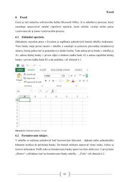 Excel 6 Excel