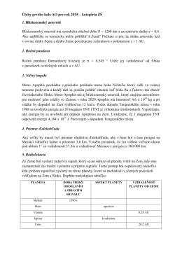 Úlohy prvého kola AO pre rok 2015 – kategória ZŠ 1