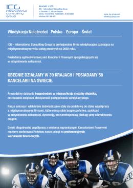 broszurą - Polski Związek Windykacji